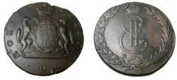 World Coins - Siberia 1769 10K KM