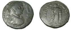 Ancient Coins - Geta 209-212 AD AE 30 Paulia , Thrace