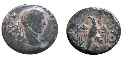 Ancient Coins - Elagabalus Billion Tetradrachm