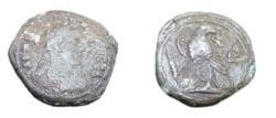 Ancient Coins - Roman Provincial Roman Egypt AE1 Drachm Philip I 244-249 AD
