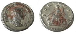 Ancient Coins - Gordian III 238-244 AD AR Antoninianus