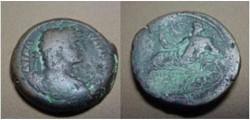Ancient Coins - Hadrian 117-138 AD AE Drachm