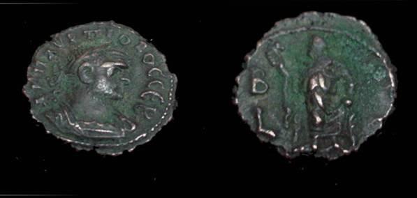 Ancient Coins - Egypt Alexander Probus