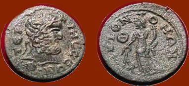 Ancient Coins - Pisidia, Termessus AE