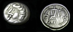 Ancient Coins - Dahre of Choresmia, Period of Seleucid inspired coinage, C 250 –130 BC
