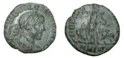 Ancient Coins - Volusian 251-253 AD Dacia AE24 Sear 4360