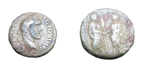 Ancient Coins - Roman Provincial Roman Egypt Billion Tetradrachm Antoninus Pius 138-161AD 23mm 12.85gm