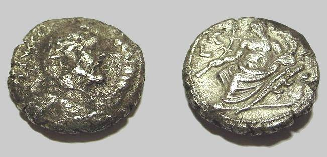 Ancient Coins - Antoninus Pius Billion Tetradrachm NIles Reclining