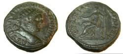 Ancient Coins - Caracalla Serdica AE 30 Hera 198-217 AD
