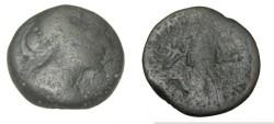 Ancient Coins - Ptolemaic Kingdom Cleopatra VII 51-30BC AE 40 Drachm of Alexandria