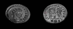 Ancient Coins - Maximianus , 286 - 310 AD