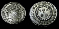 Ancient Coins - Constantine I 307-337AD AE3