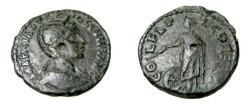 Ancient Coins - Otacilia Severa Wife of Philip I Deultum Thrace AE22