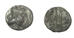 Ancient Coins - Persis Uncertain Kings 1st - 2ns Century AD AR Obol Alram 614