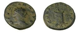 Ancient Coins - Carus Posthumous Commemorative 282-283 AD