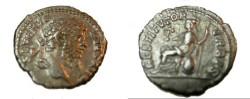 Ancient Coins - Septimus Severus Denarius ROMA 193-211 AD