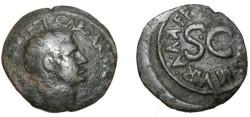 Ancient Coins - Augustus Ae AS S-1683/4