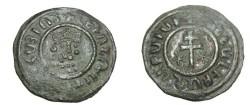World Coins - Armenia Levon I 1190-1219 AD AE tank Nercessian 311