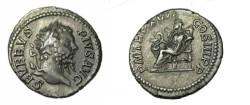 Ancient Coins - Septimus Severus 193-217AD AR Denarius