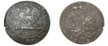 World Coins - Sweden Gustav II Adolf 1611-1632 1 Ore 1629 MDCXXIX KM# 117