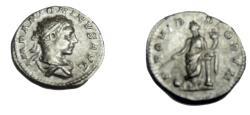 Ancient Coins - ELAGABALUS 218-222 AD AR ANTONINIANUS sr 2087/7497