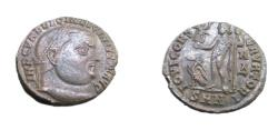 Ancient Coins - Roman Imperial LICINIUS I  AE Follis 313-317 AD Nicomedia