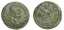 Ancient Coins - Pisidia, Termessus Major AE 30