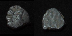 Ancient Coins - The Kushan Shaws Shapur   CA 241-272 AD AE 15 Mitch 1267-8