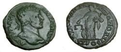 Ancient Coins - Caracalla AE 27 Nicopolis ad Istrum 198 -217 AD