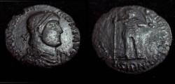 Ancient Coins - VALENTINIAN  I.  364-375 AD.  Æ 27mm  7.7 gm