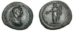 Ancient Coins - Elagabalus 218-222 AD Marcianopolis Moesia Inferior AE25