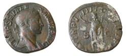 Ancient Coins - Severus Alexander 222-235AD AE Sestertius
