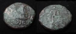 Ancient Coins - Kushan Kujula Kadphises 15 AD