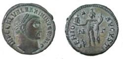 Ancient Coins - Maximinus II AE Follis 311 - 313 AD