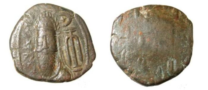 Ancient Coins - Elymais AE Orodes II Tetradrachm 14.57g, circa late 2nd century AD