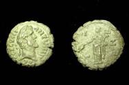 Ancient Coins - Roman Egypt Antoninus Pius 138-161AD Em 1382