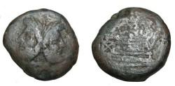 Ancient Coins - Roman Republic AE AS 194-190 BC S-132