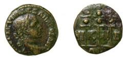 Ancient Coins - Bithynia Nicaea Severus Alexander 222-235 AD   AE 22
