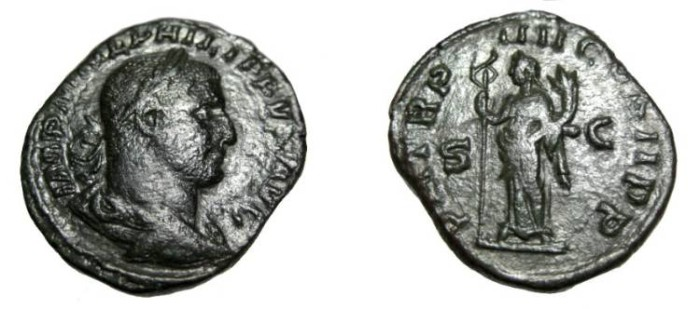 Ancient Coins - Severus Alexander 222-235AD AE Sestertius Liberalitas Augustus IIII RIC 575