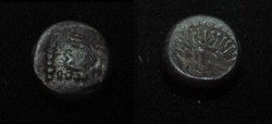 Ancient Coins - India  Saurashtra The Maitpakas of Valabhi