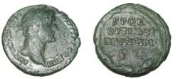 Ancient Coins - Antoninus Pius 138-11 AD AE As SPQR OPTIMO PRINCIPI RIC 827c