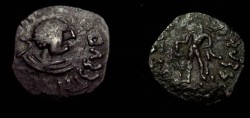 Ancient Coins - Kushan Kingdom: Local Imitation of Kujal'a Coinage