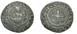 World Coins - Armenia Hetoun I 1226-1270 AD AE tank Nerc 357