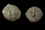 Ancient Coins - Byzantine Justin II