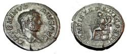 Ancient Coins - Caracalla Denarius - Concordia 198 - 217 AD