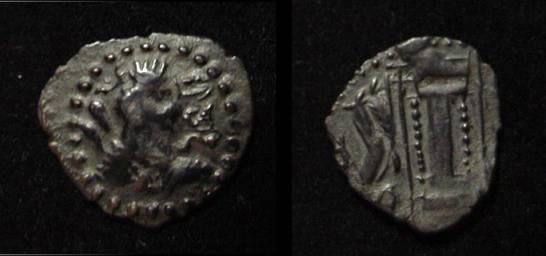 Ancient Coins - Hephtalites: Napki Maika Coinage