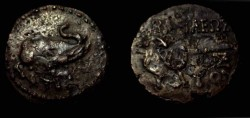 Ancient Coins - Indo Skythian:  Maues 90-57BC