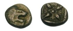 Ancient Coins - Ionia Mileos mid 6th Cent BC AR 1/12
