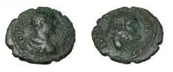Ancient Coins - Elagabalus 218-222 D Nikopolis Moesia Inferior AE178 Herakles