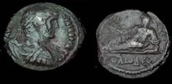 Ancient Coins - Hadrian Egypt Alexandria 117-138AD AE HemiDrachm